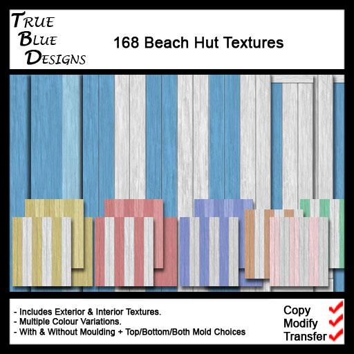 BeachHutTextures